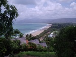 Lookout point at Port Douglas
