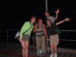 Esther, Montserrah, Jeff and Christi, Beachport