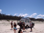 Lunch on the Beach 2, Fraser Island