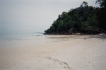 Another nice beach I swam at, Pulau Langkawi