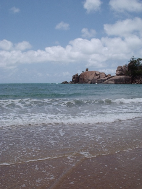 Balding Bay, Magnetic Island