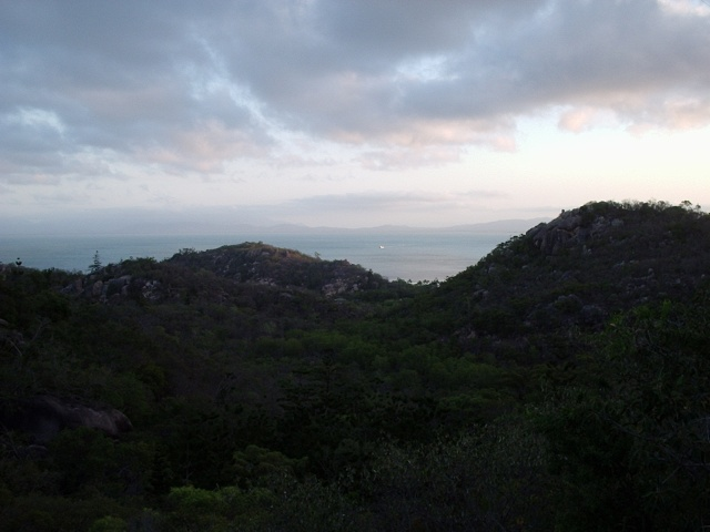 View from Magnetic Island